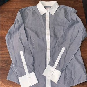 Brooks brothers women's button down shirt